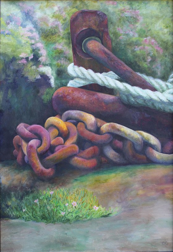 Harbour Chains, Porthgain