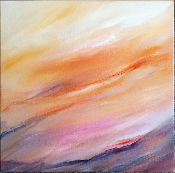 Sunset Blush II