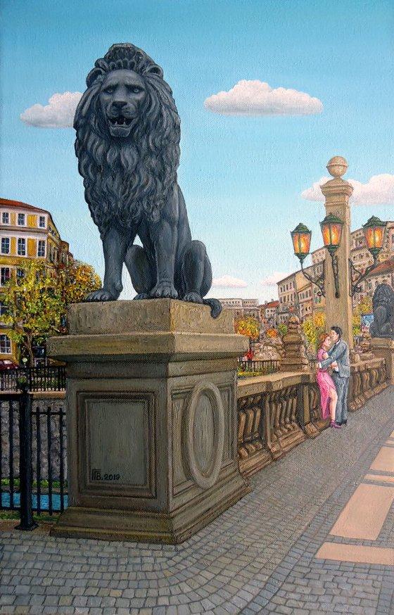 """Lions Bridge"""
