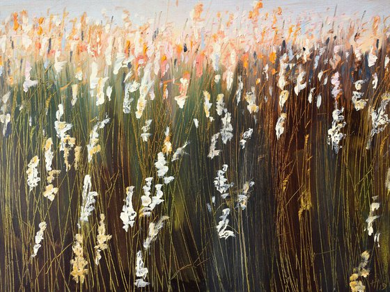 Colourful Reeds