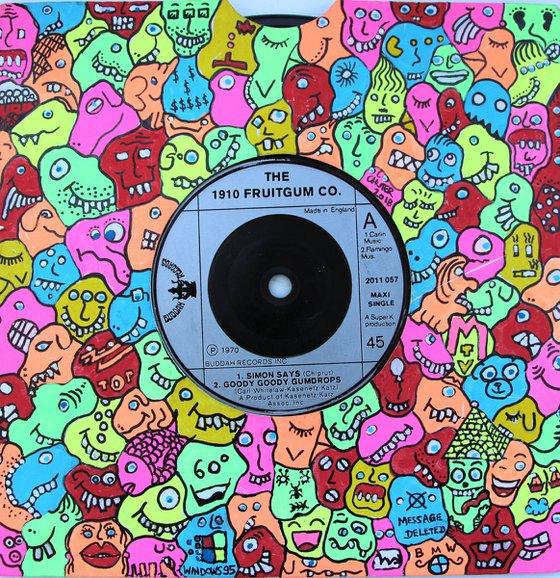 "World Music Collection (7"" vinyl series), USA"