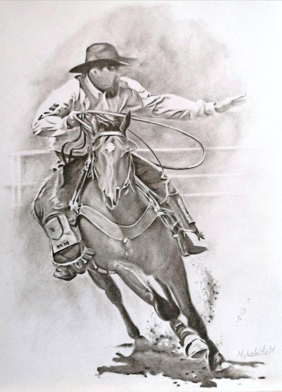 At Full Gallop