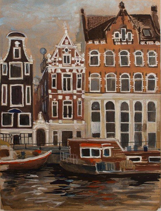 Amsterdam scetch III