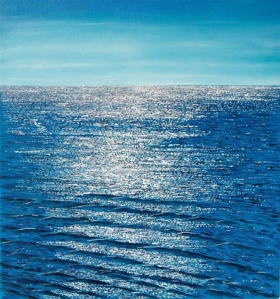 Shimmering ripples