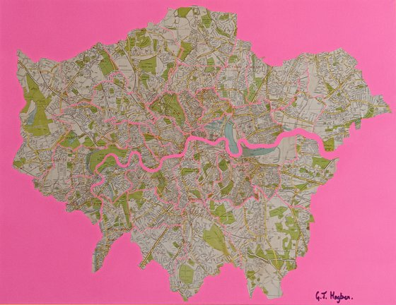 A to Z - London
