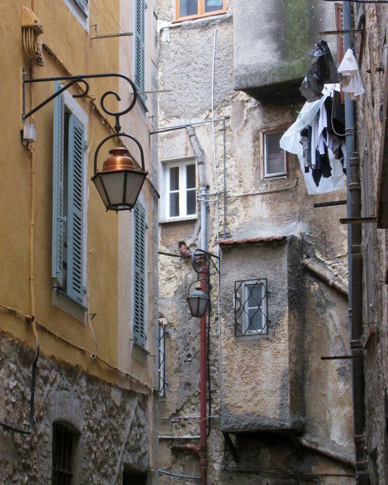 Old Town, Grasse