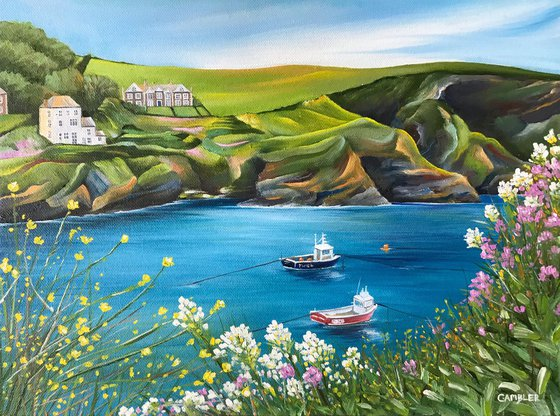 Port Isaac Colours