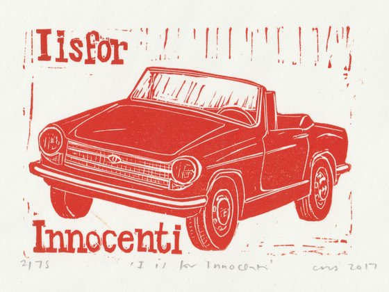 I is for Innocenti