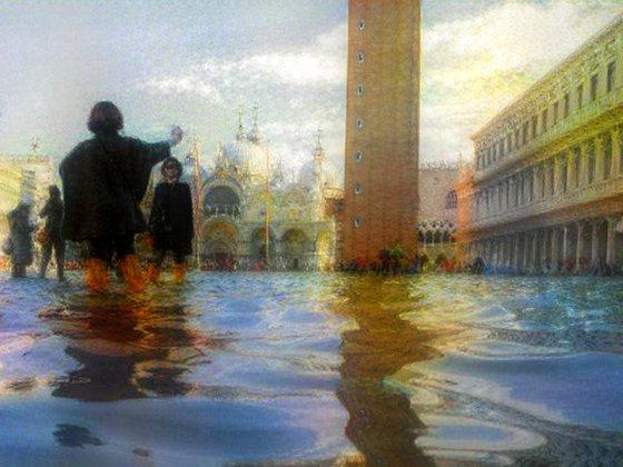 Venise, Acqua Alta N7