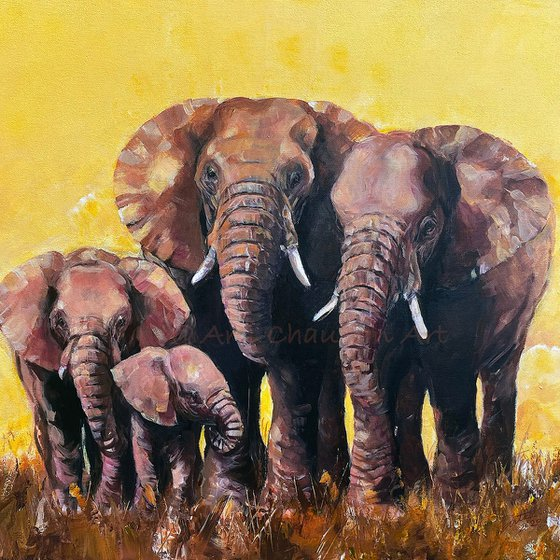 Happy Together_Elephant Family
