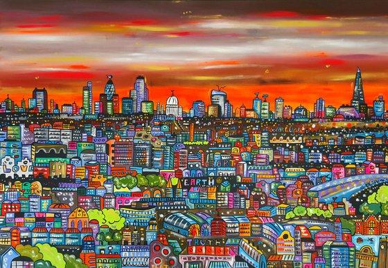 Cool Vibrant London
