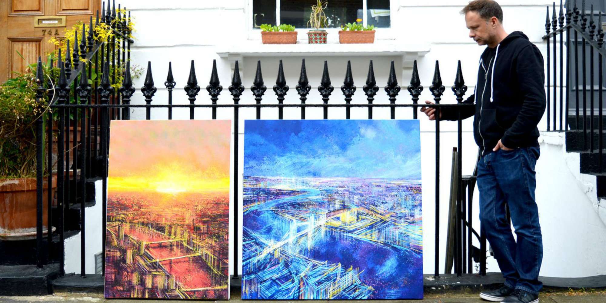 Cityscapes: less chic than their landscape counterparts?