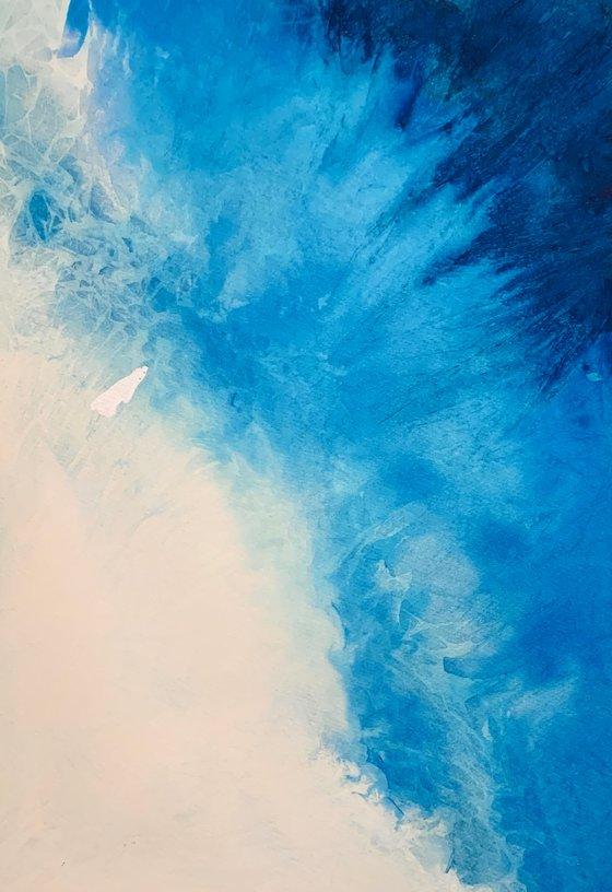 Polar: Aerial Coastline no.4