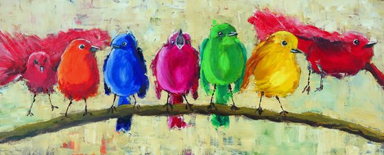 Bird Get-Together
