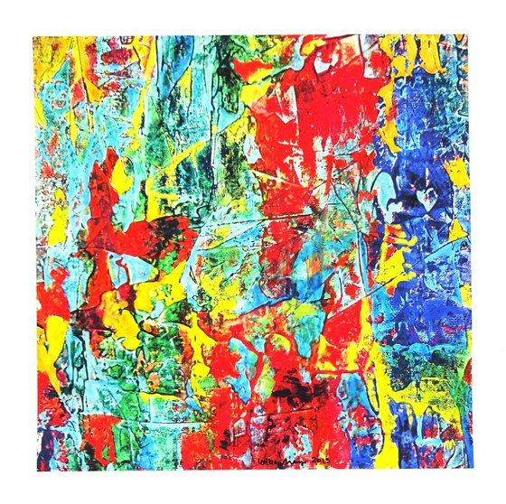 Celebration Of Colours - Series B No. 3