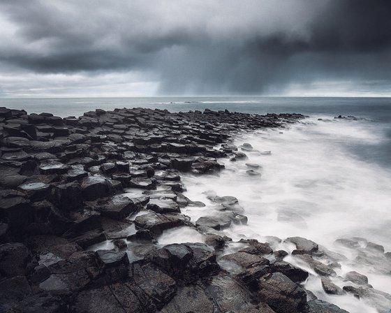 Giant's Causeway in Northern Ireland - Irish Landscape
