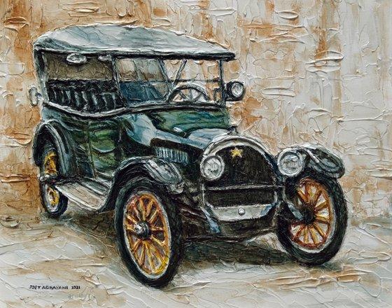 1918 Oldsmobile 45-A