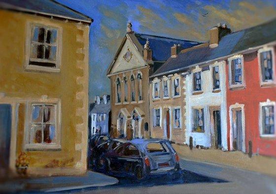 TABERNACLE STREET - ABERAERON - Wales