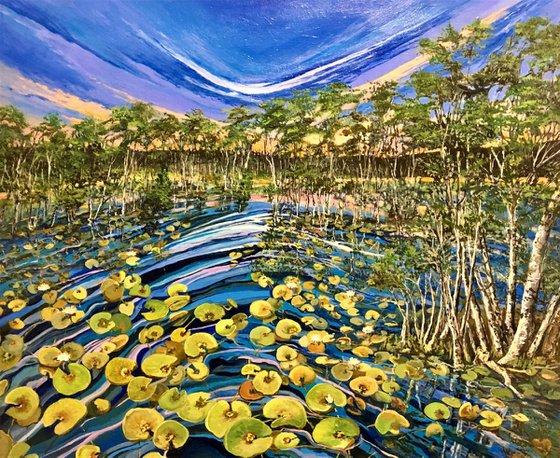Lake Whitney Memories