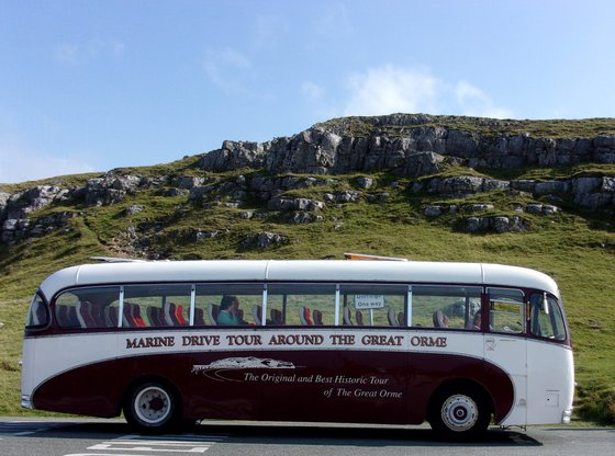 Marine Drive Tour around the Great Orme