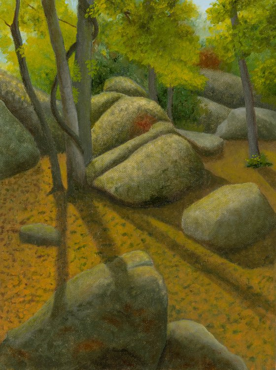 Elephant Rocks Spring