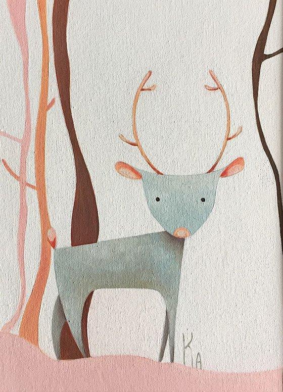 Fairy deer