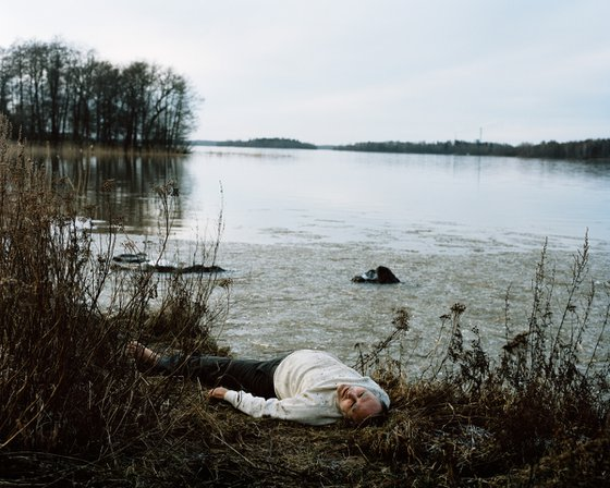 Dad By Water (From series Dead Parents)