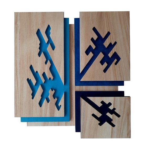 """""""Blue Layers III"""""""