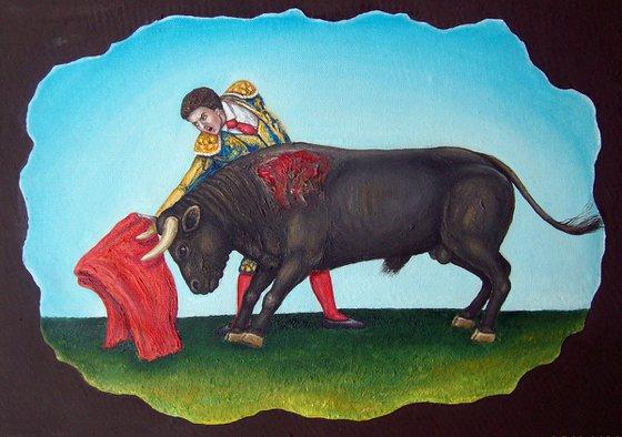 """Bullfighter II"""
