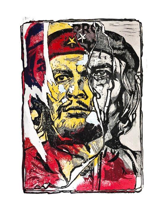 Torn Che Guevara