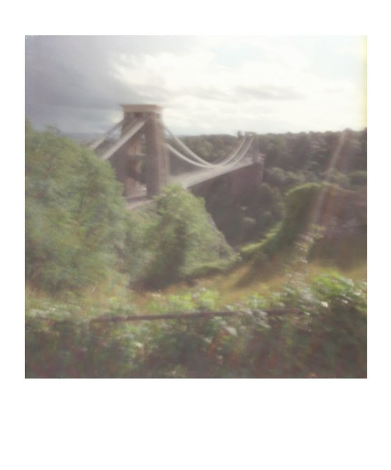 PLASTIC PINHOLE 08 -  Fine Art Ltd Giclee Print 20 x 24 inch