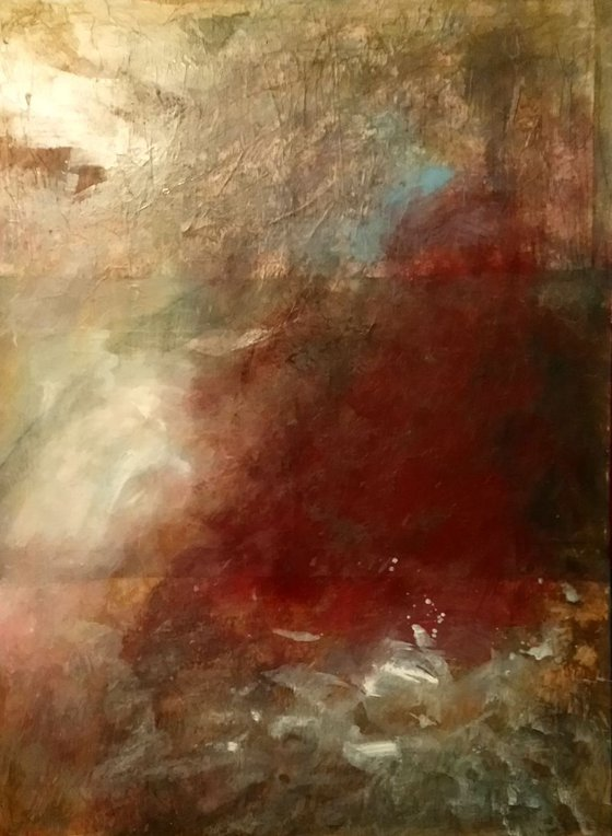 Red Landscape 2