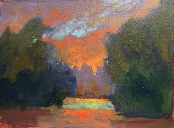 Sunset Dreams #3