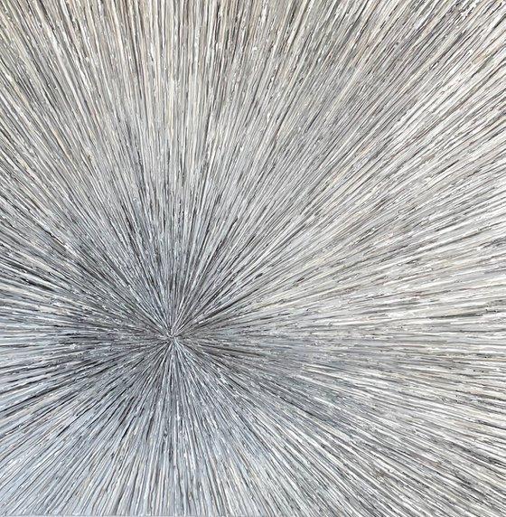 Open Mind II - Silver