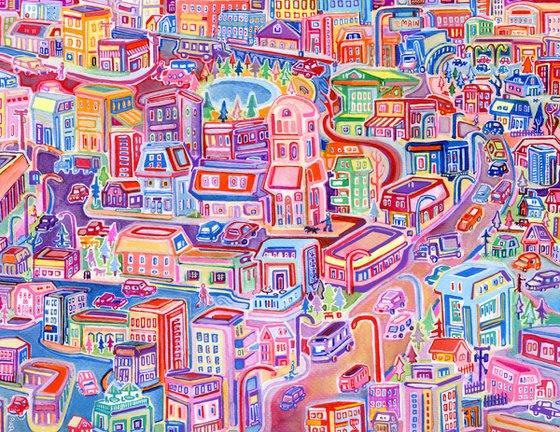 Big City Feeling