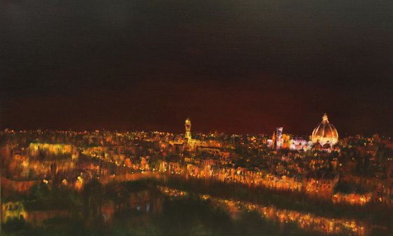 Florence - Colored with Light