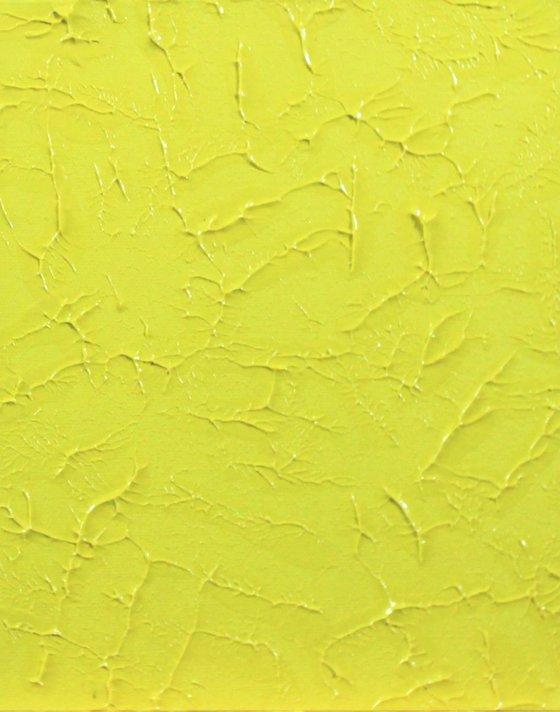 Bright Yellow (24x30 cm)