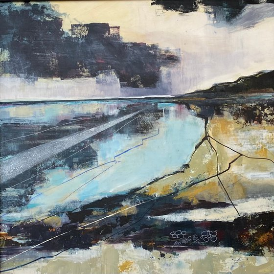 Seascape Abstracted
