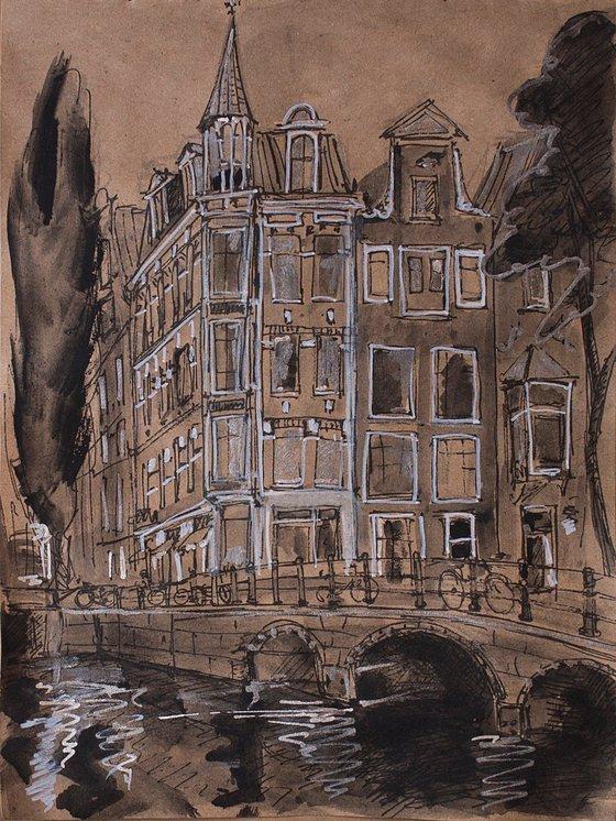 Amsterdam scetch