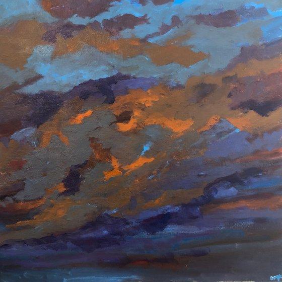 Mesmerizing clouds