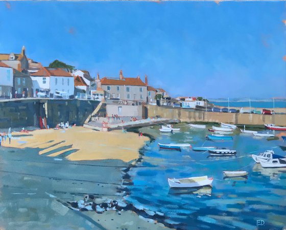 A Place In The Shade, Mousehole