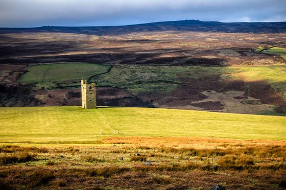 Strines Moor - Limited Edition Print