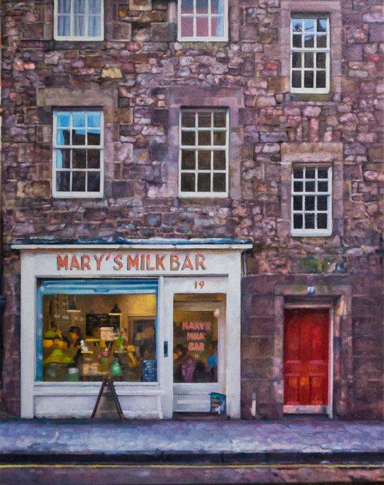 Mary's Milk Bar