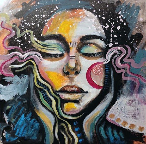 Painting | Acrylic | Dreams