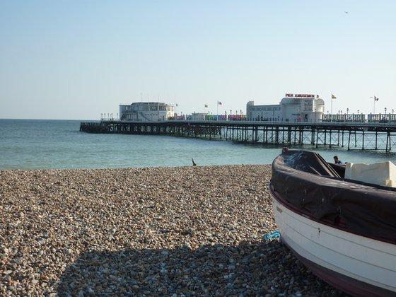 Worthing Pier, West Sussex