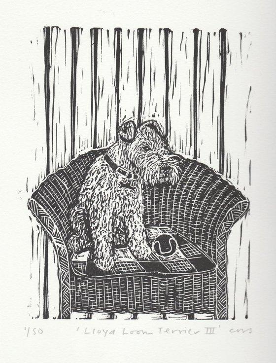 Lloyd Loom Terrier III