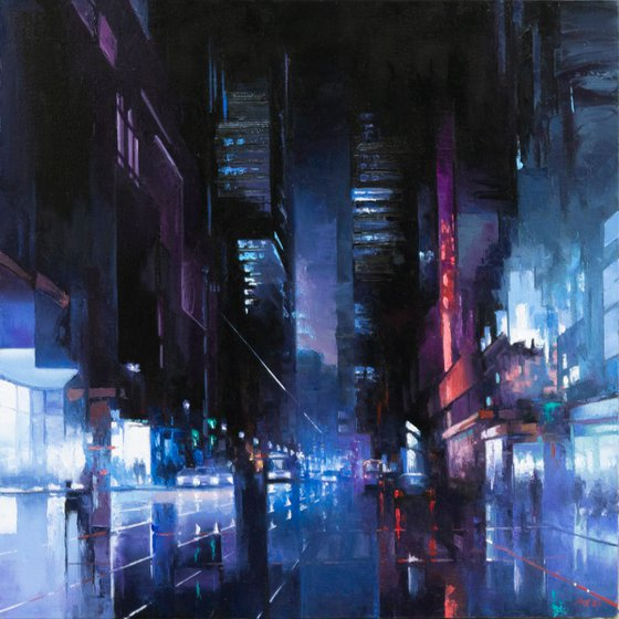 ABSTRACT CITYSCAPE 04