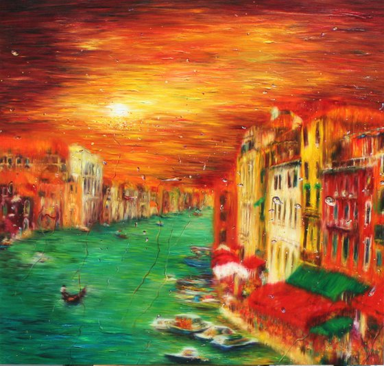 Dream of Being Water in Venice 1