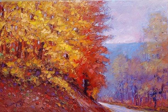 Catskills autumn