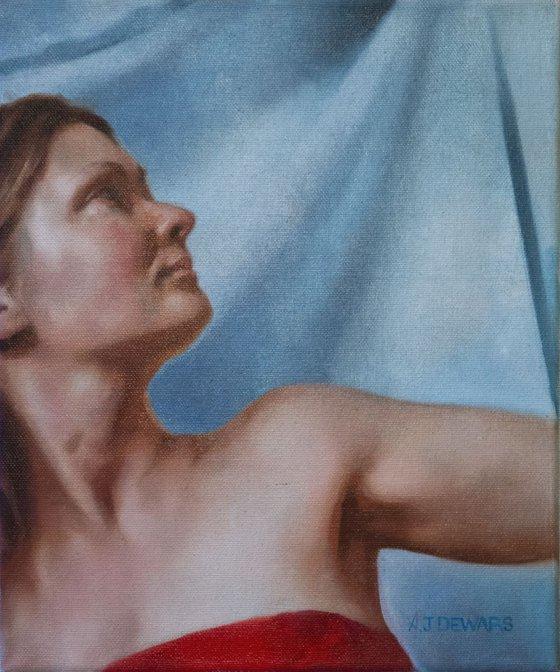 Maid of Aphrodite (Study)